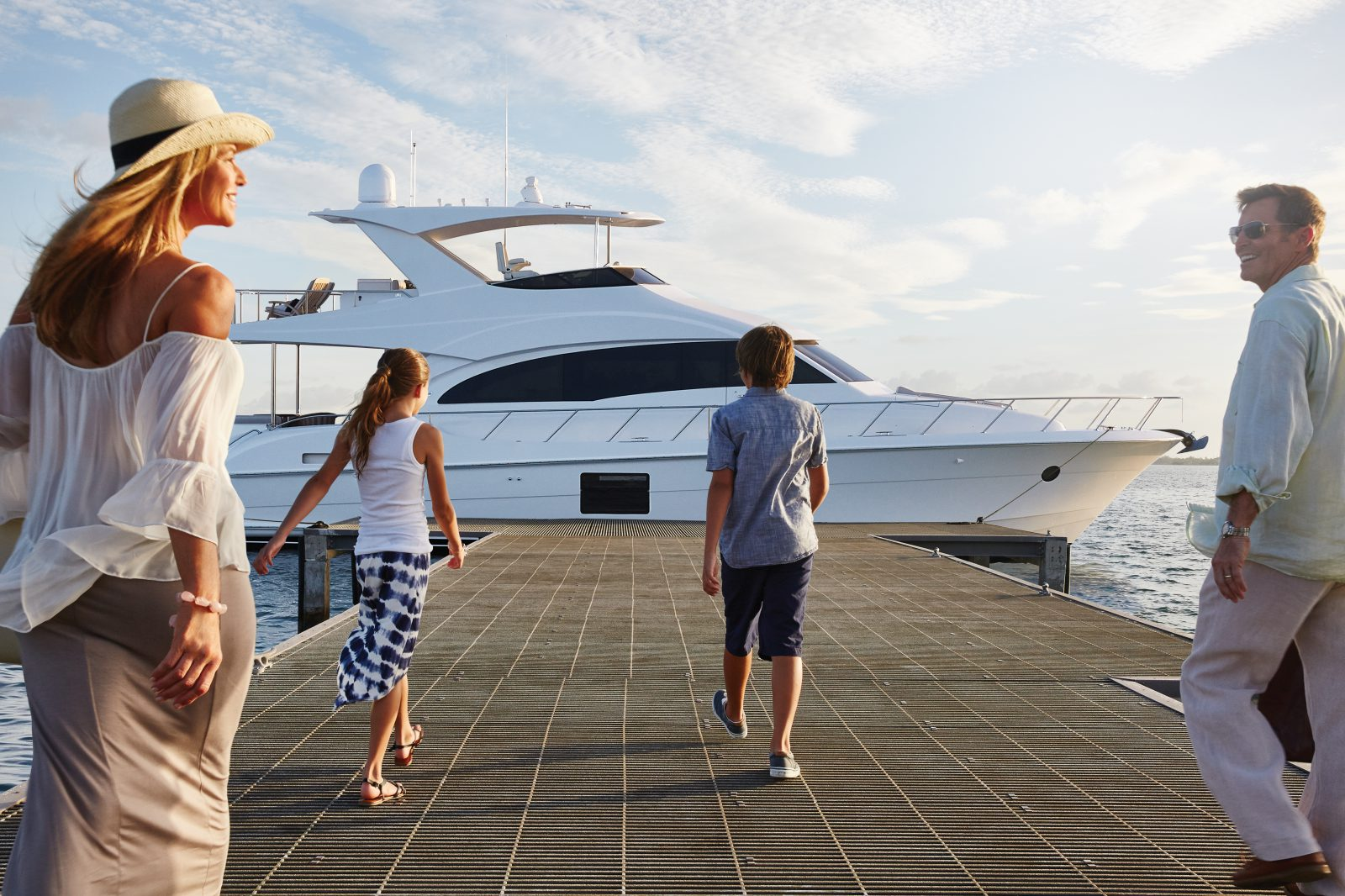 Luxury Charter Yachts | AqvaLuxe | Contact Us