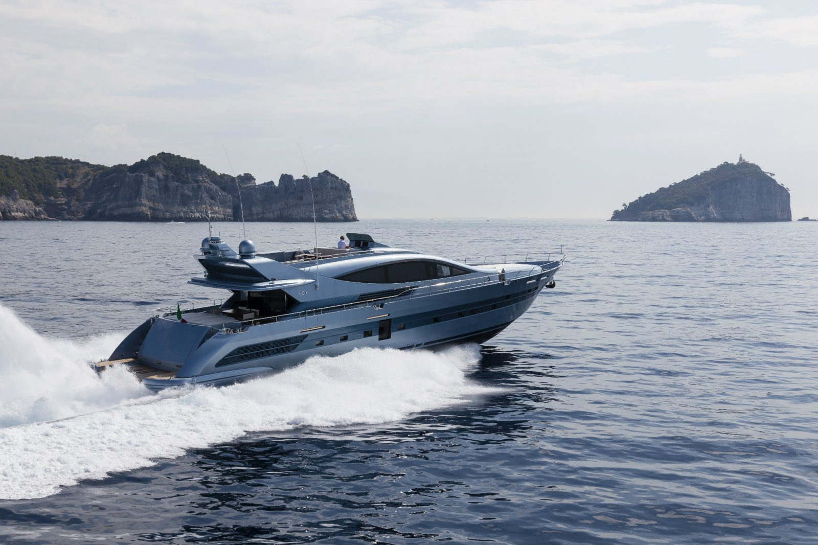 Luxury yacht for Sale | Cerri 102 by CCN - Cerri Cantieri Navali