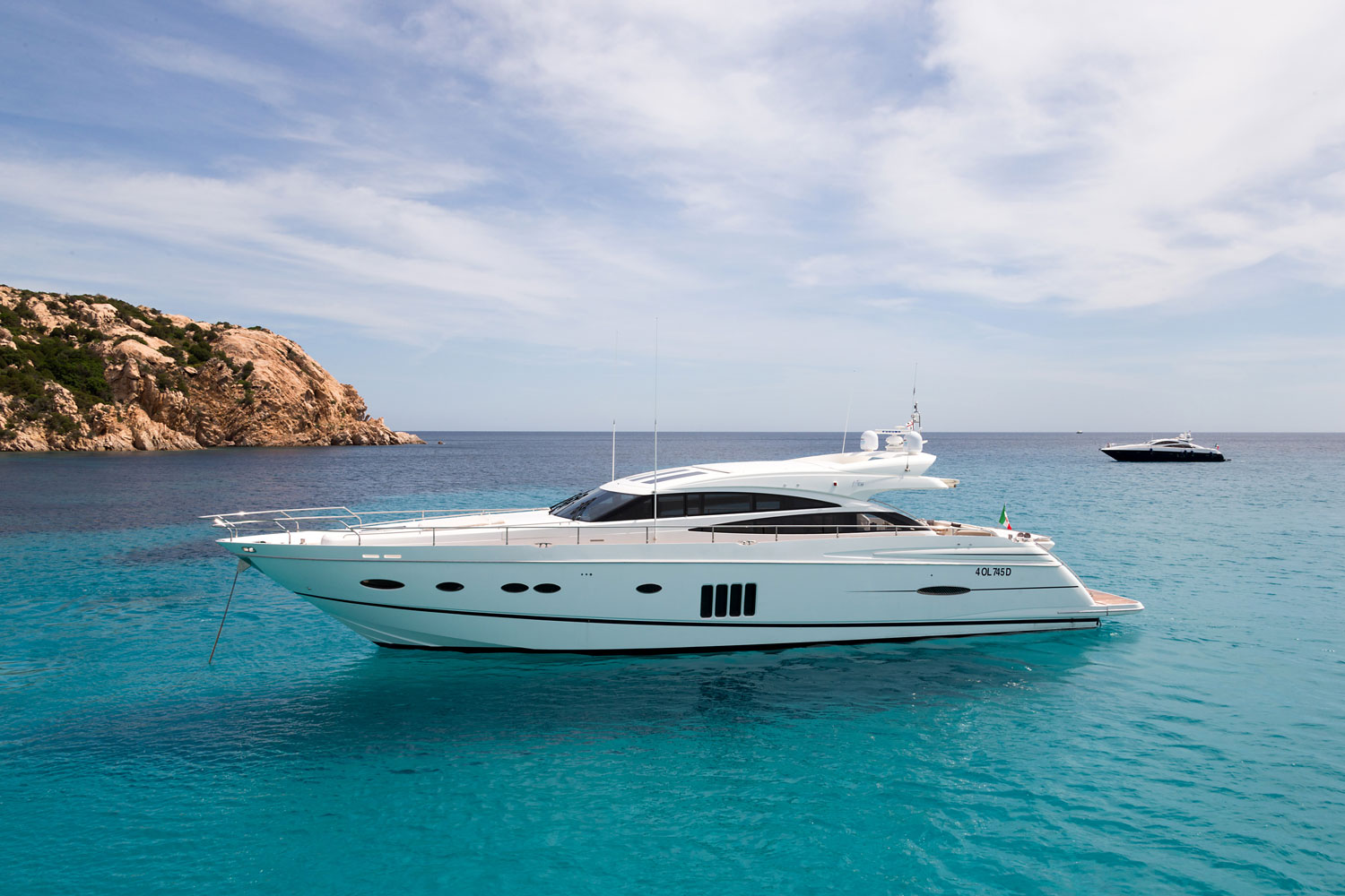 Luxury yacht for Charter | Aramis by Princess