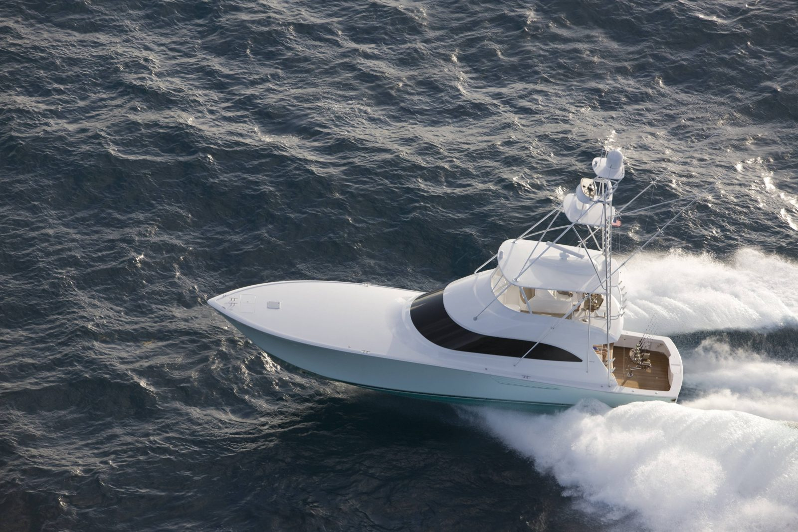 Luxury yacht for Sale | 66 Convertible by Viking Yachts