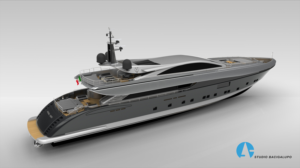 Luxury yacht for Sale | CCN 50M Fuoriserie by CCN - Cerri Cantieri Navali