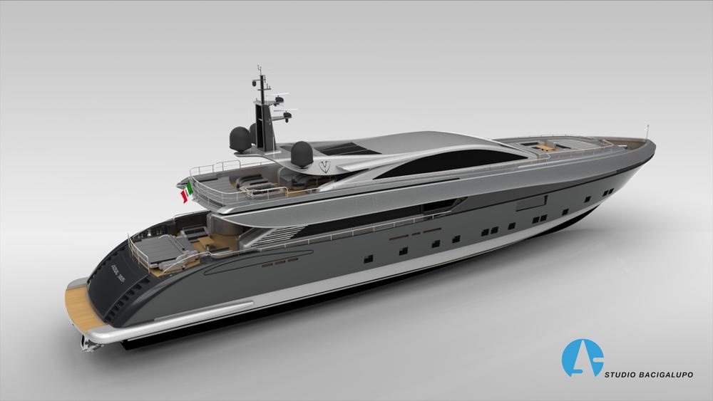 Luxury yacht for Sale   CCN 50M Fuoriserie by CCN - Cerri Cantieri Navali