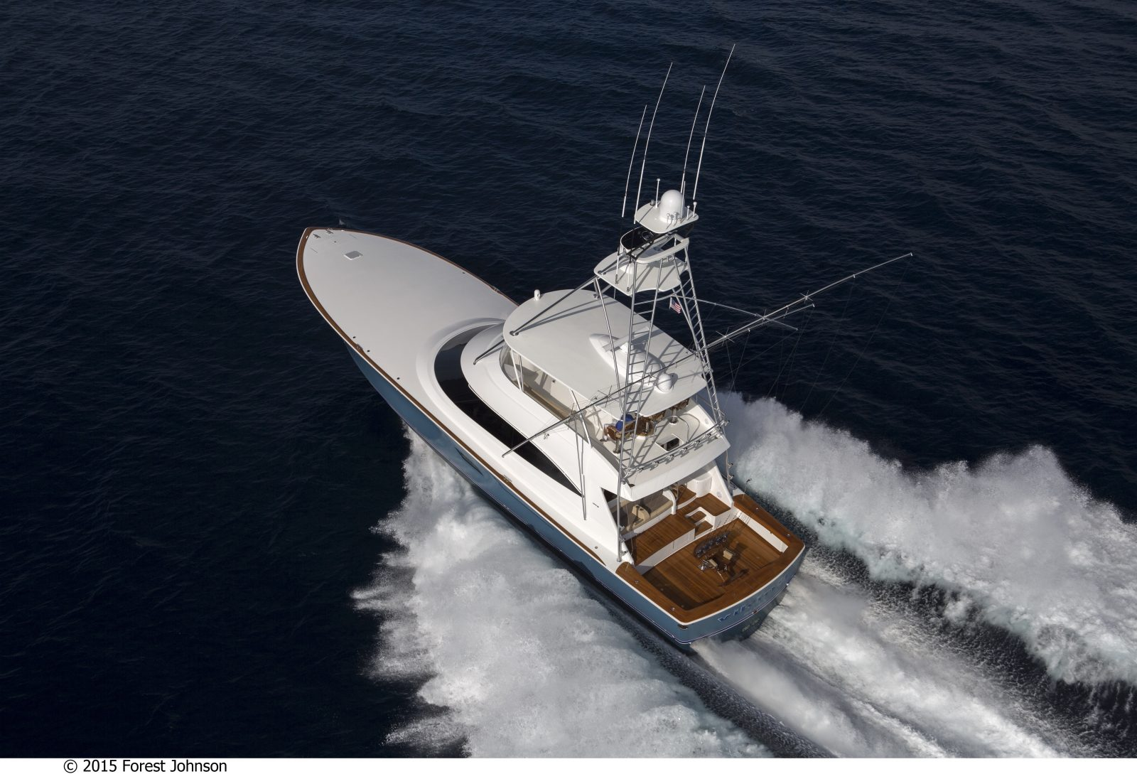Luxury yacht for Sale | 80 Convertible by Viking Yachts