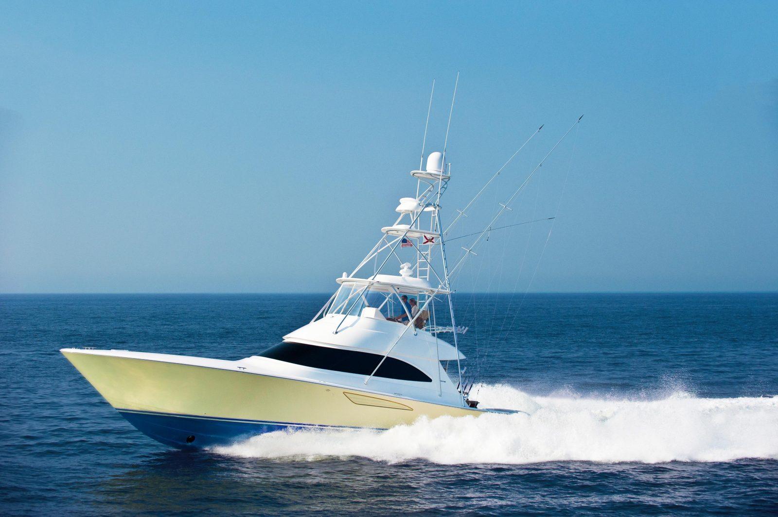 Viking52C1 | 52 Convertible