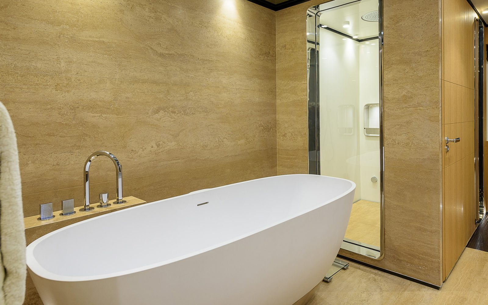 MR. T master bath tub | Mr. T