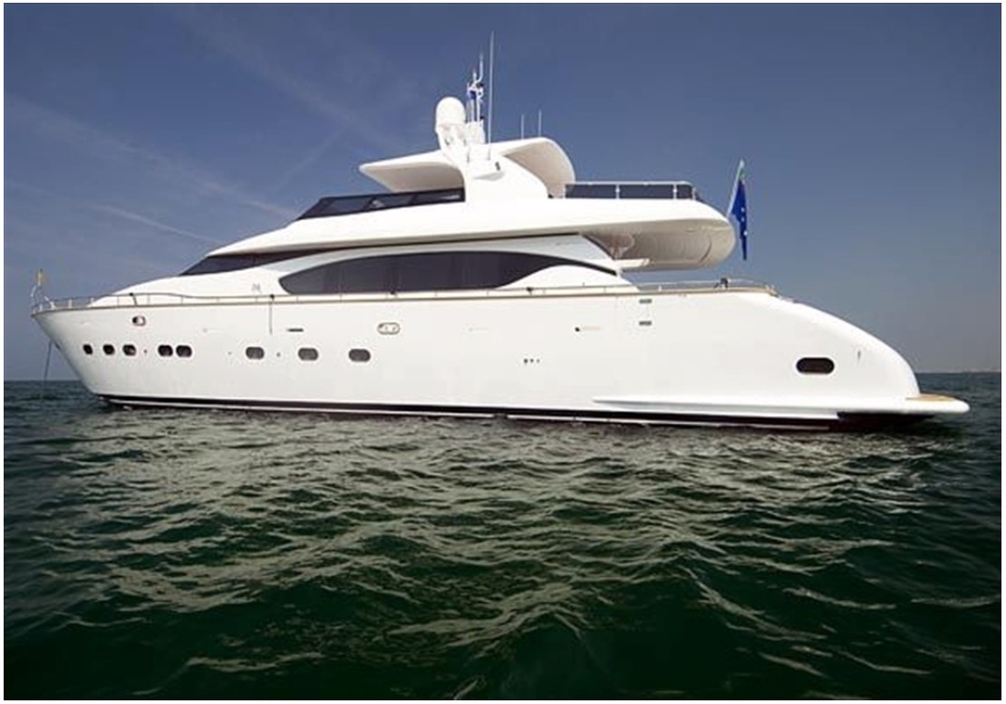 Luxury yacht for Sale   MA&MA by Maiora