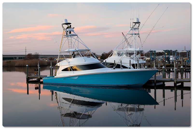 Luxury yacht for Sale | 68 Convertible by Viking Yachts