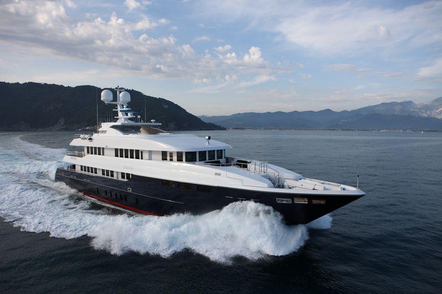 Luxury yacht for Charter | Zaliv III by Mondomarine