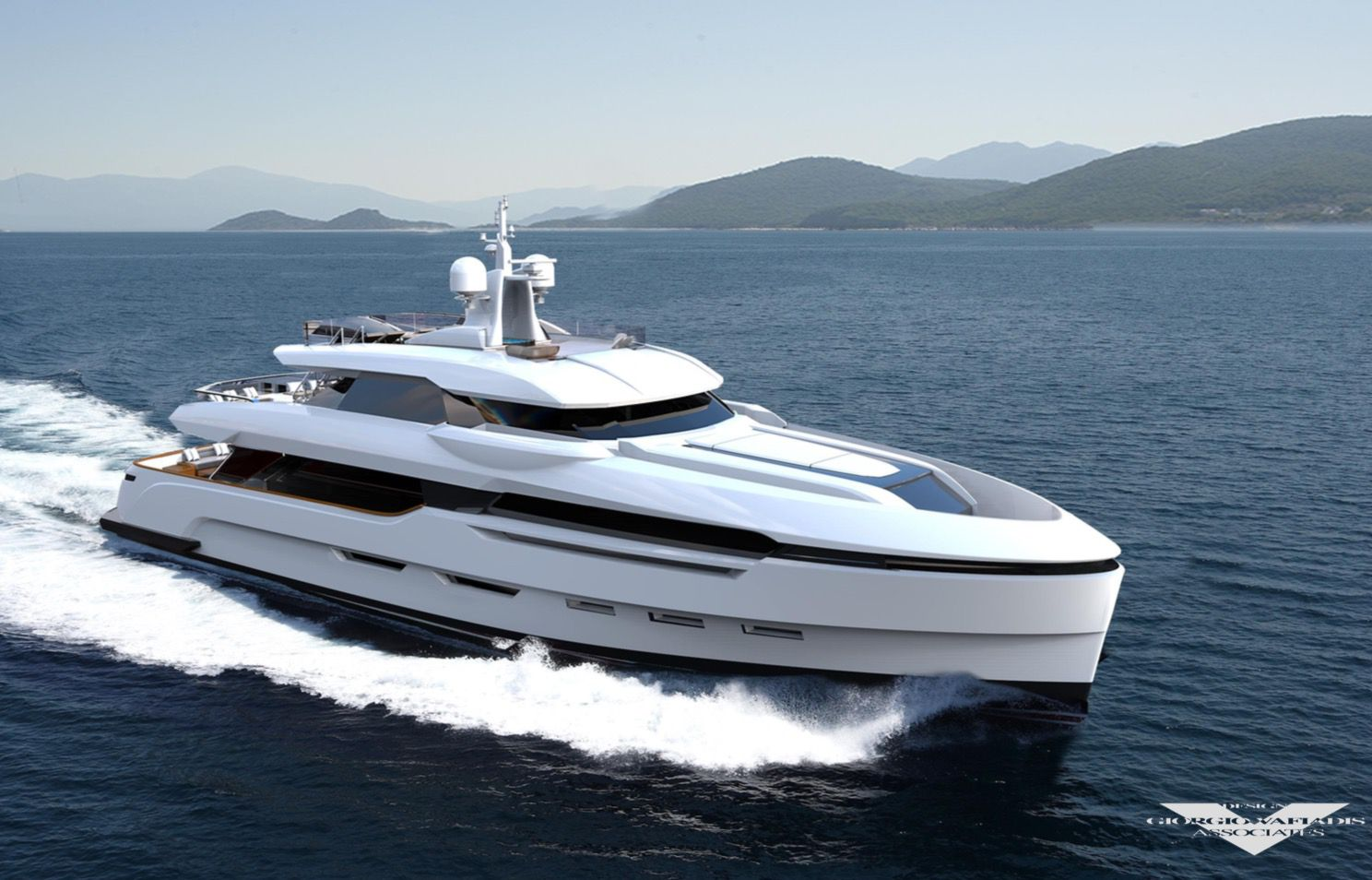 Luxury yacht for Sale   CCN 33m DOM by CCN - Cerri Cantieri Navali
