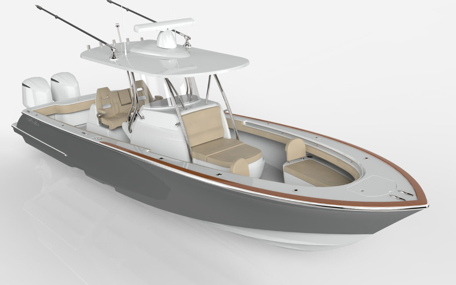 V33_Bow Quarter_Studio | VALHALLA V-33 (New)