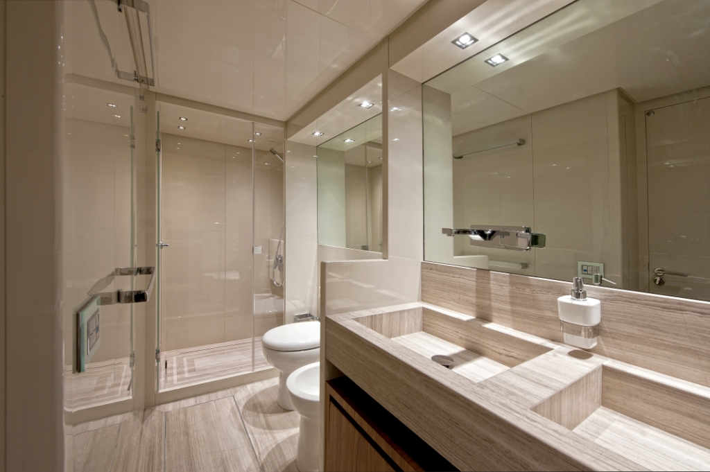Master Bathroom | Fortuna